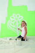 girl painting wall small copy